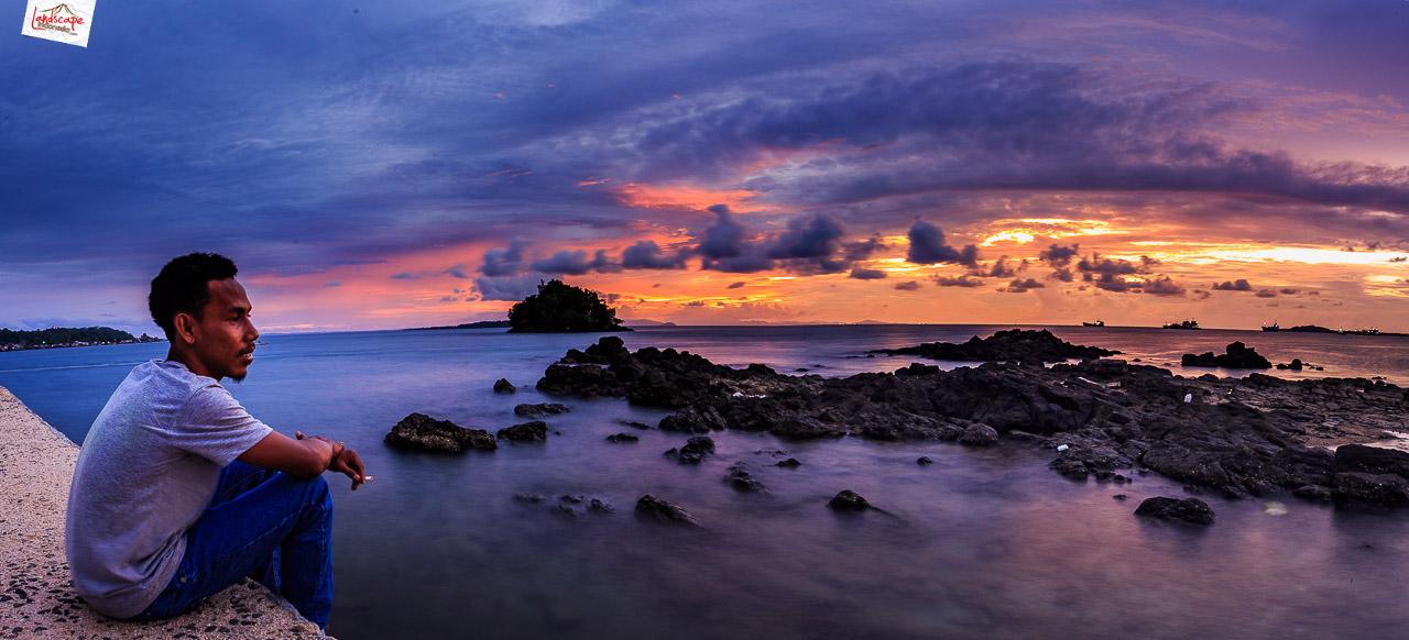 sorong sore - #PulangKePapua