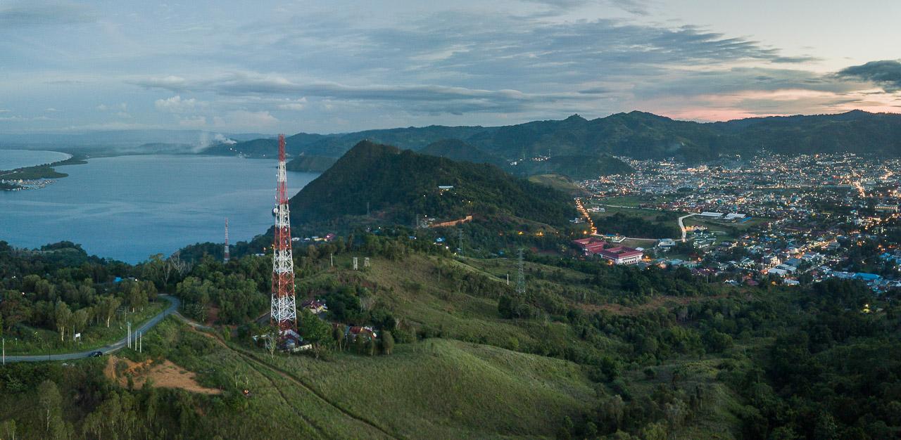 DJI 0198 Pano 2 - Sinyal 4G di Papua