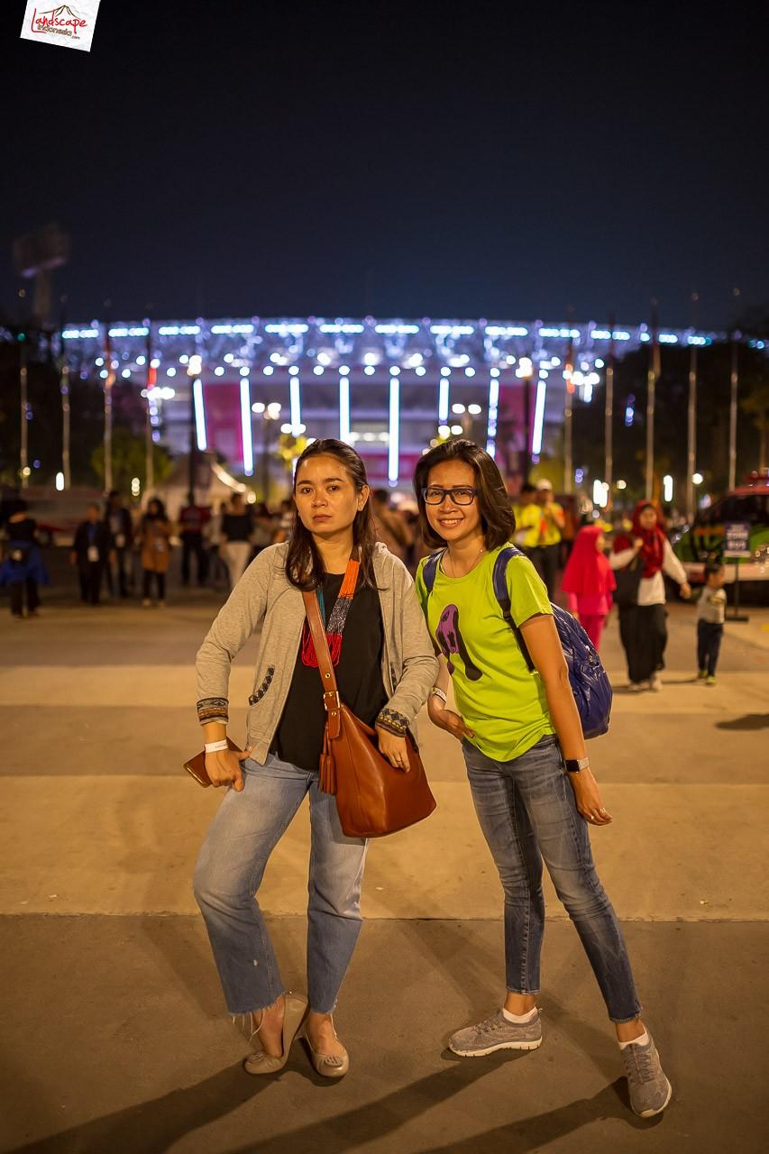 asian para games 17 - Perjuangan untuk Menonton Penutupan Asian Para Games 2018