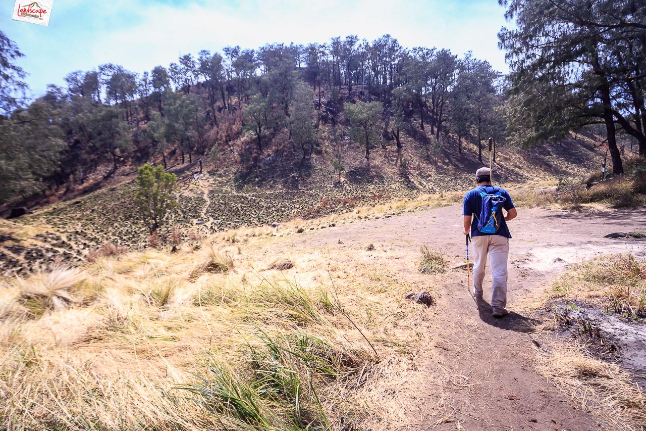 gunung lawu jalur candi cetho 13 - Pendakian Gunung Lawu Jalur Candi Cetho