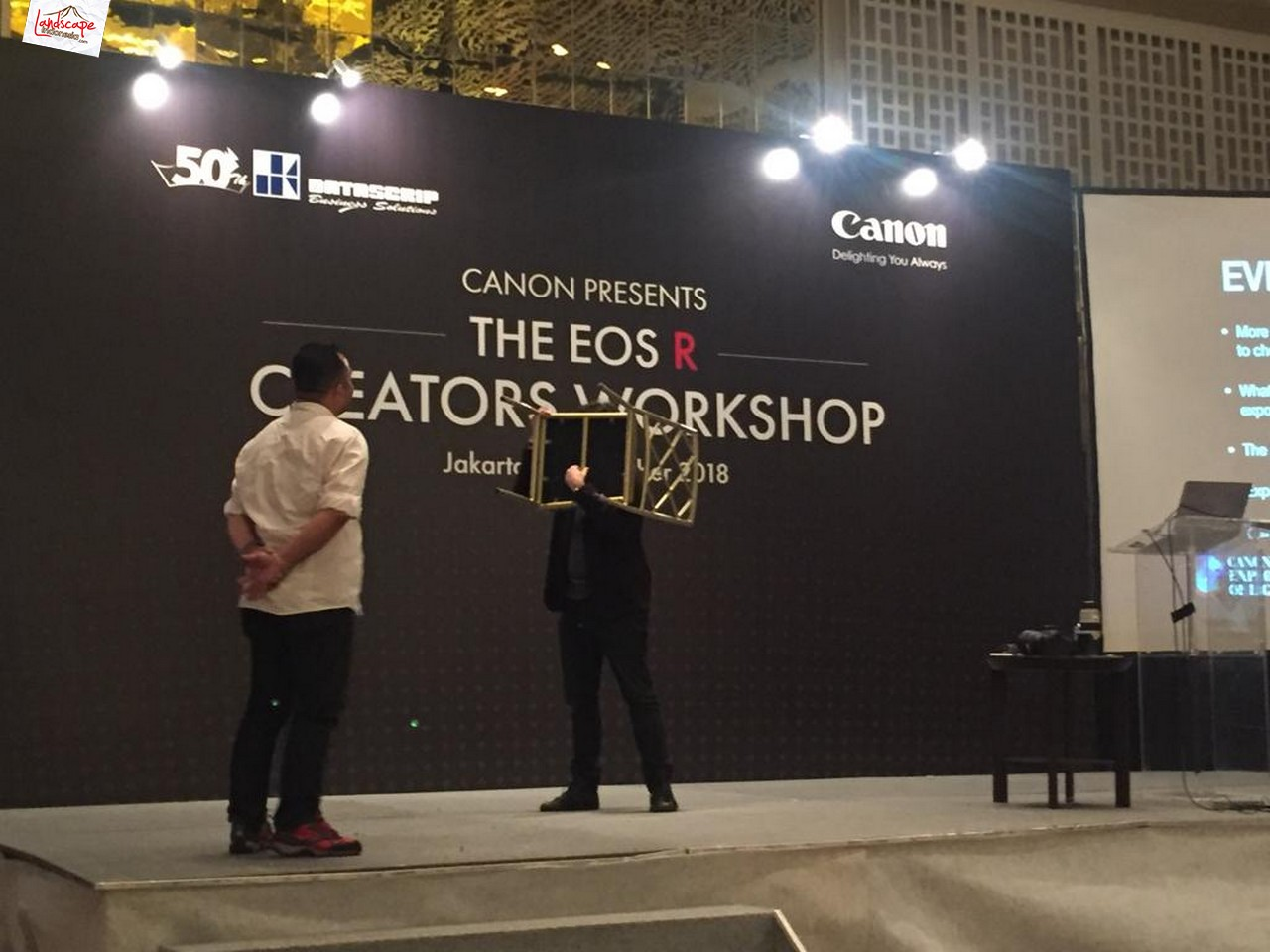 eos r creators workshop 1 - EOS R Creators Workshop