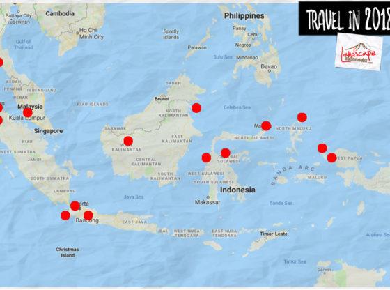 travel in 2018 560x416 - Kaleidoskop Perjalanan 2018