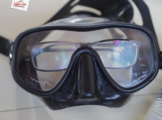 masker minus 06 560x416 - Masker Diving Minus di  Wakatobi