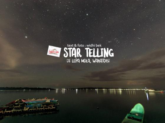 startelling mola 0 1 560x416 - Star Telling di Lepa Mola, Wakatobi