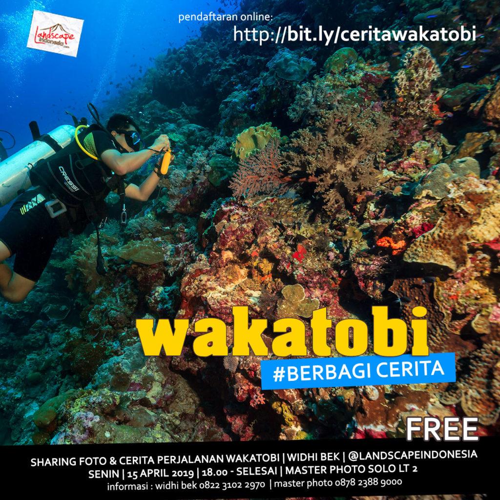 wakatobi bercerita 1 1 1024x1024 - Landscape Indonesia - WAKATOBI #BerbagiCerita