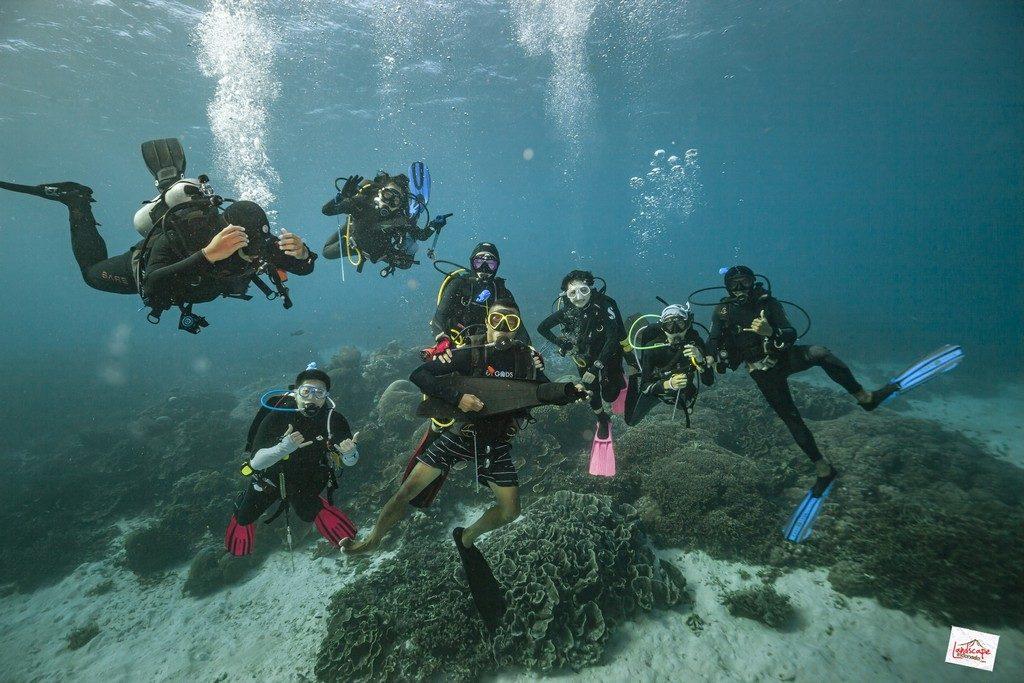 komodo6 d6 14 1024x683 - Digoyang Arus Komodo | Dive Trip | 6D5N | 8-13 Juni