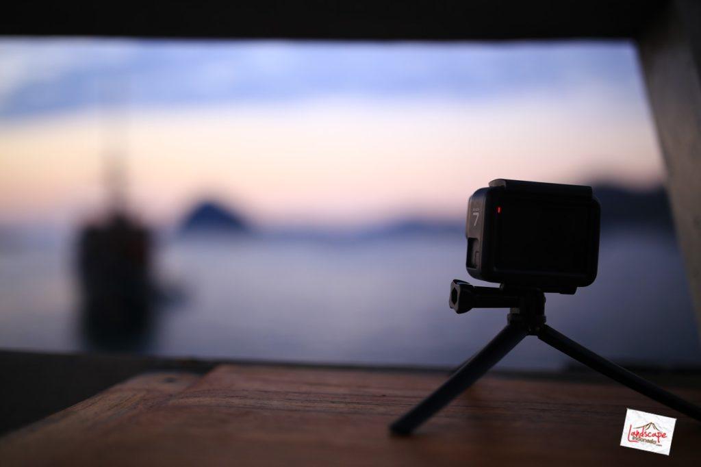 gopro7 hero black 01 1024x682 - Mencoba GoPro untuk Memotret Pemandangan