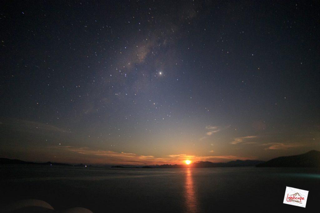 milkyway komodo kapal 08 1024x682 - Memburu Milky Way di atas Kapal