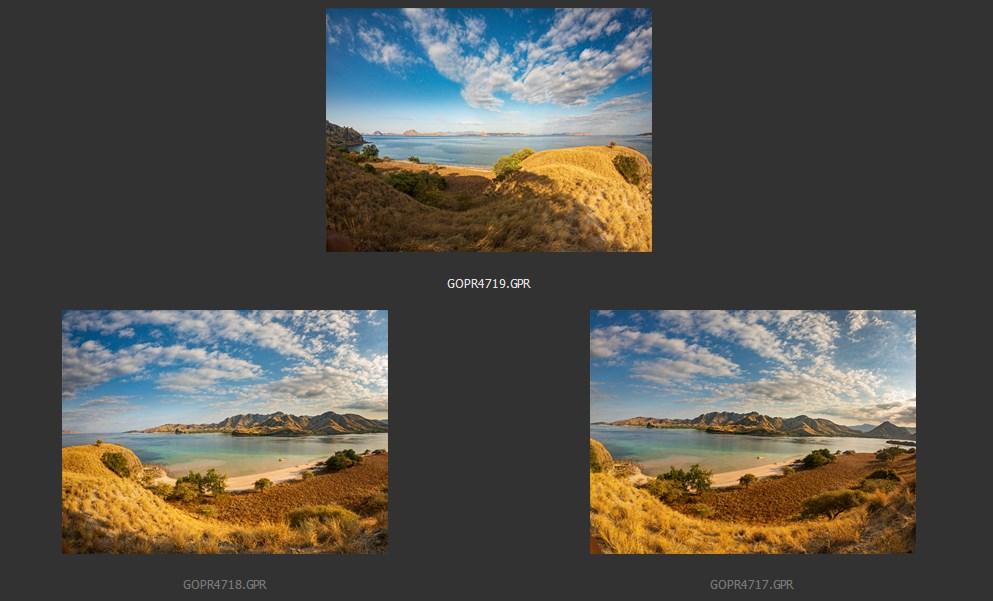 Screenshot 320 - Gopro Hero 7 black untuk memotret panorama
