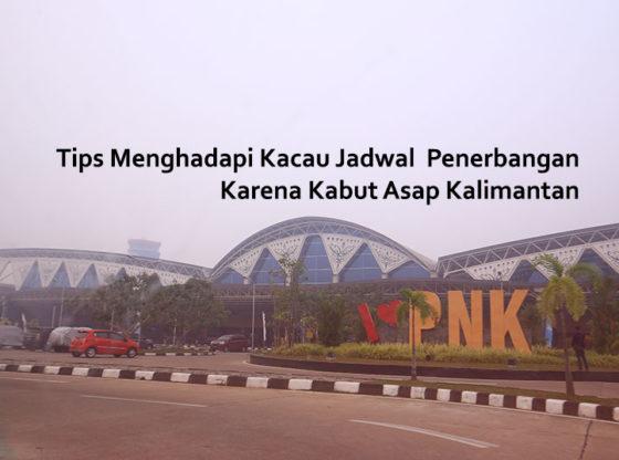 IMG 9377 560x416 - Tips Menghadapi Kacau Jadwal  Penerbangan Karena Kabut Asap Kalimantan
