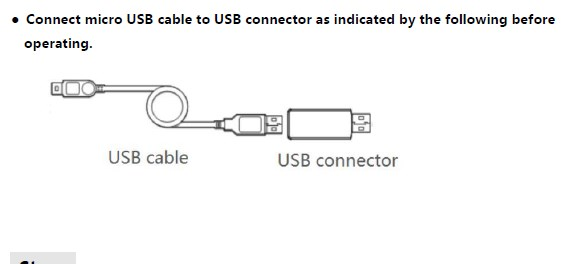 usb connector feiyu, update firmware gimbal feiyu g6 plus