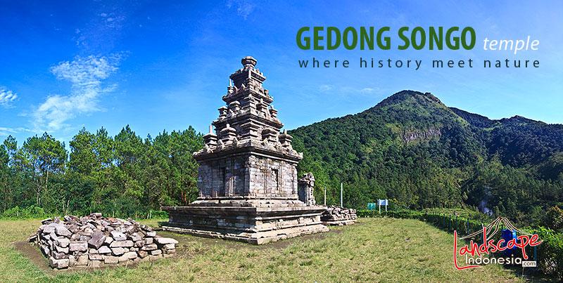 gedong songo 014 - Widhi Bek : Dengan Kamera Berkeliling Indonesia