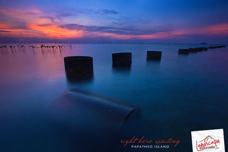 pulau seribu 014 - Lensa untuk Landscape Fotografer