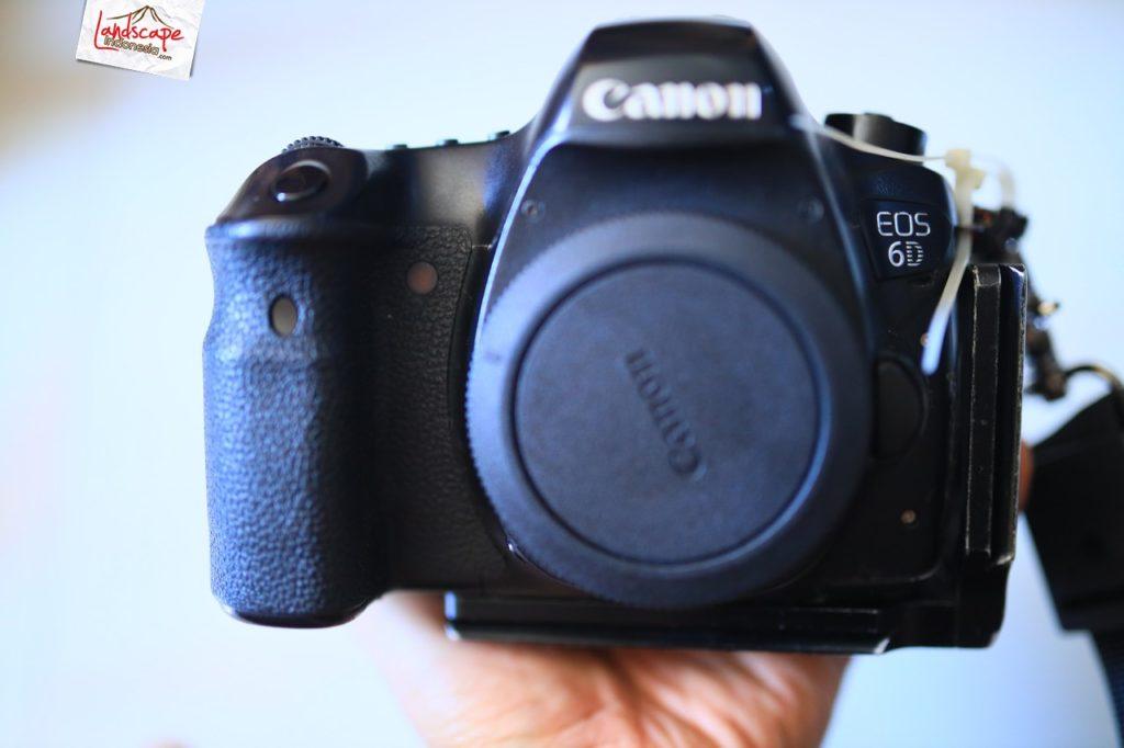 review canon 6D