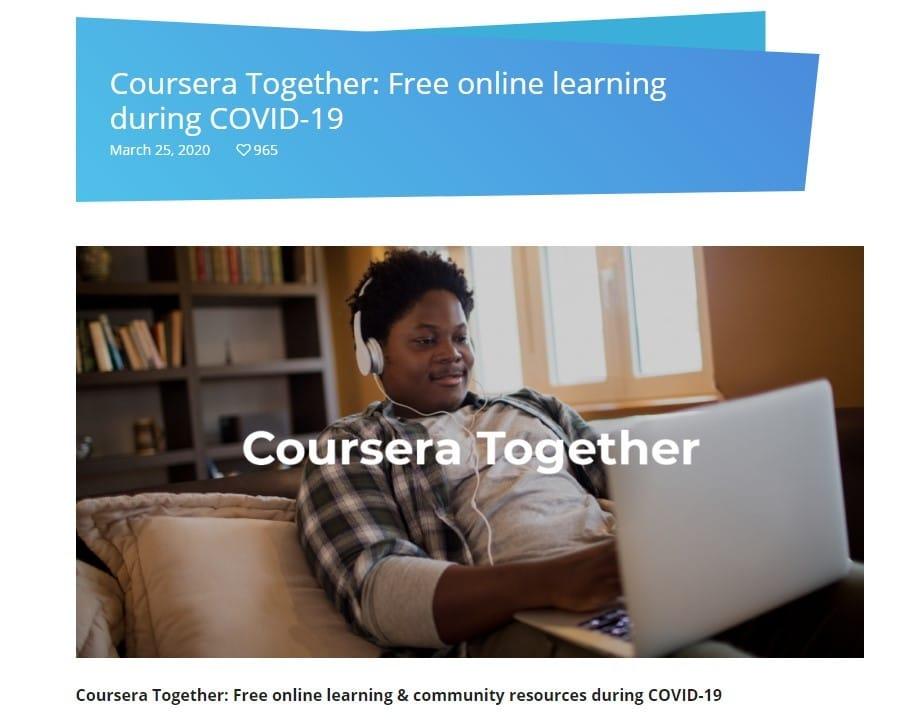 stayathome kursus online 05 - Kursus Online Gratis selama Pandemi Corona
