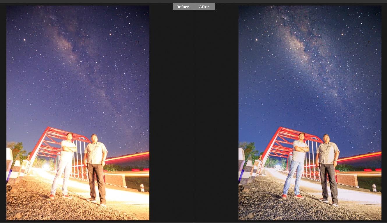Screenshot 323 - Memotret Milky Way Jembatan Krisak