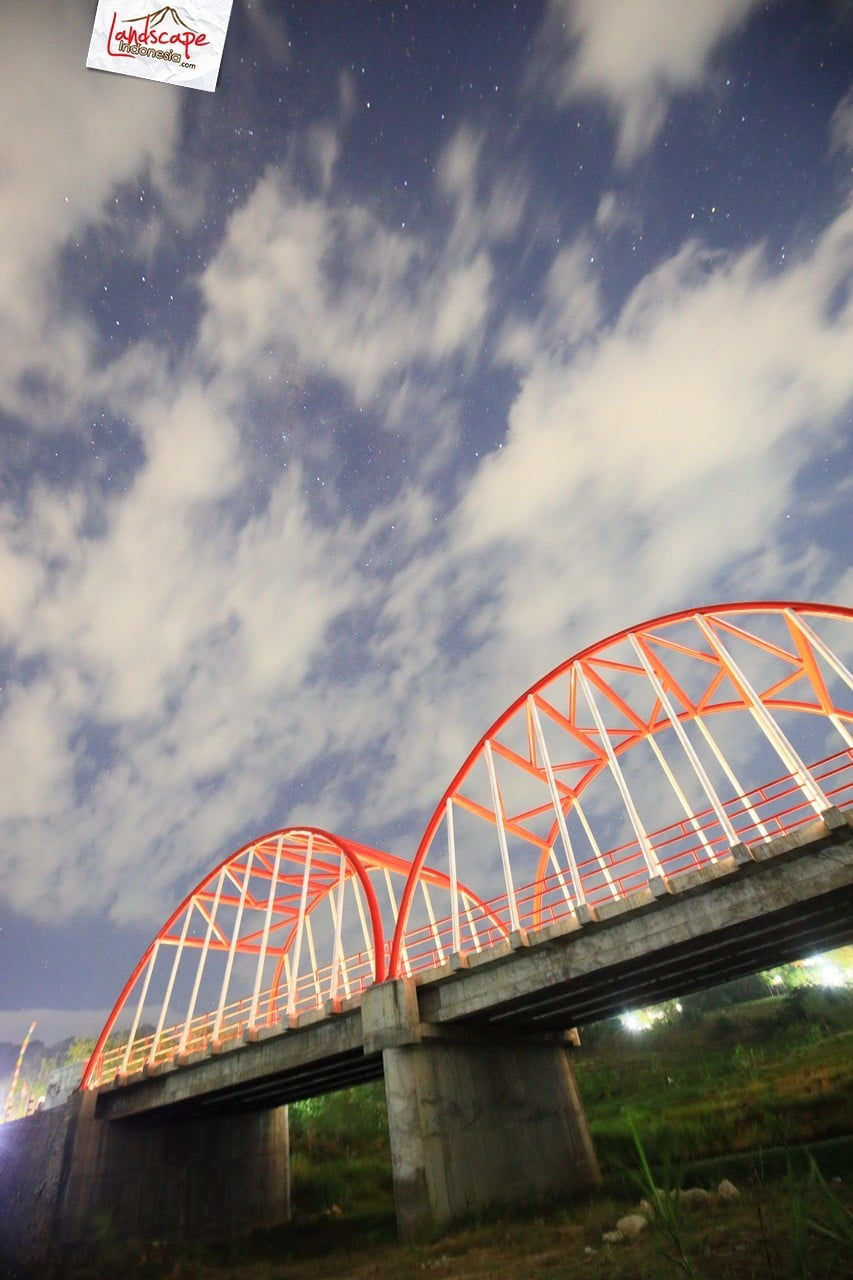 milky way jembatan krisak 8 - Memotret Milky Way Jembatan Krisak