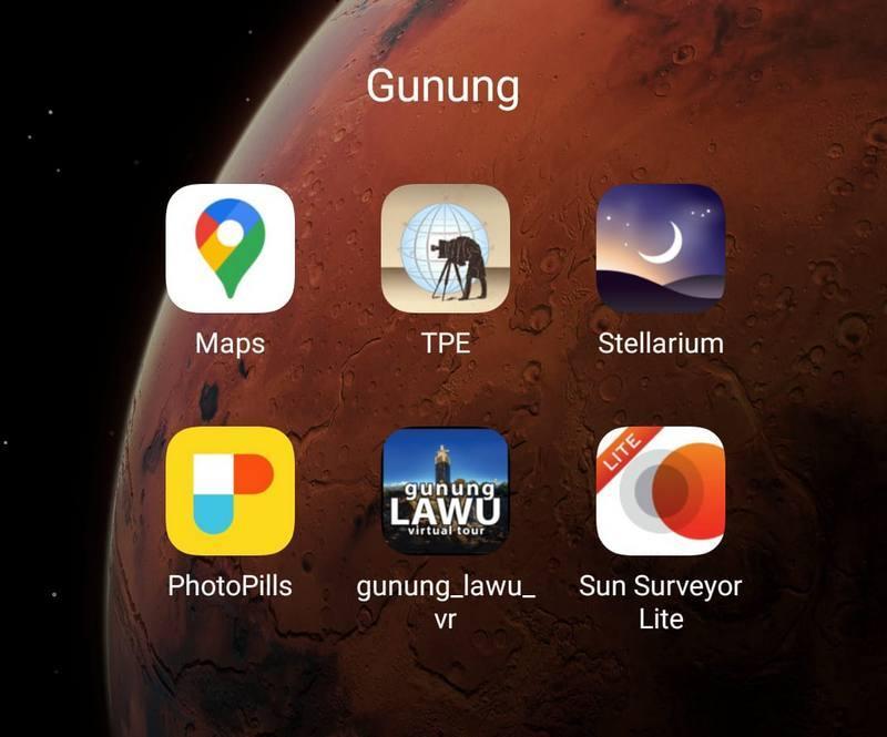 aplikasi memotret di gunung - Panduan Memotret di Gunung Supaya Menghasilkan Foto Berkesan