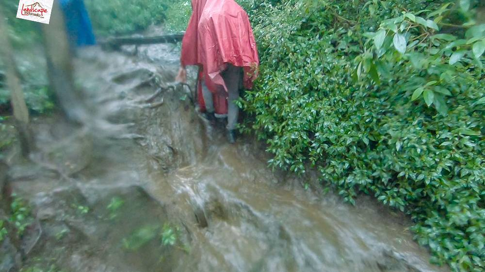 gunung lawu jalur candi cetho 28 - Gunung Lawu Jalur Candi Cetho di Kala Hujan