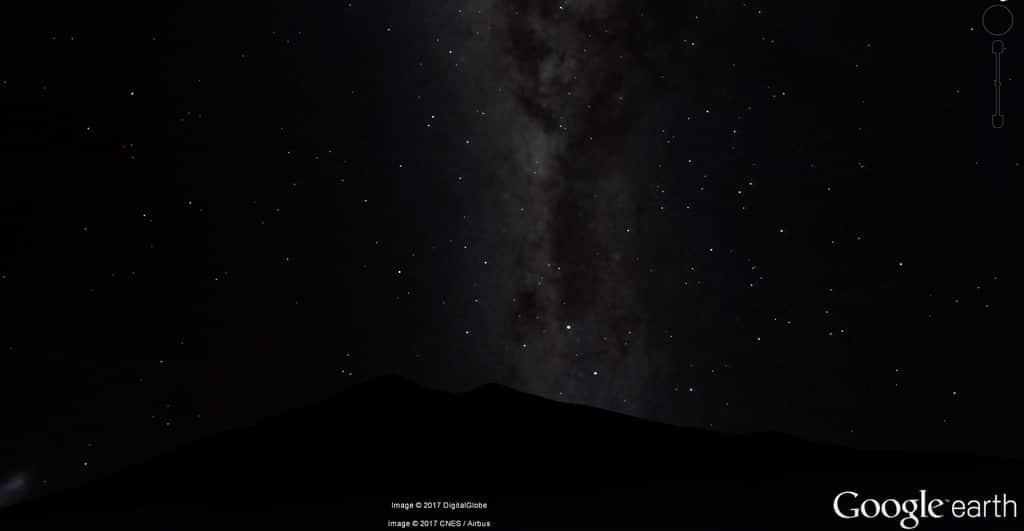 kayon google maps 3 1024x531 - Hunting Milky Way Merbabu di Kayon