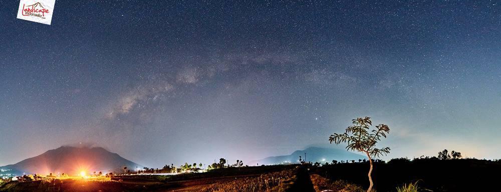 malam di selo 2 - Menikmati Malam Minggu Berbintang di Selo