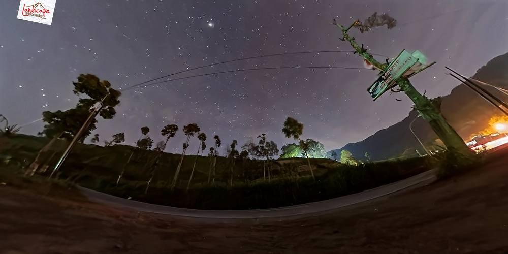 malam di selo 4 - Menikmati Malam Minggu Berbintang di Selo