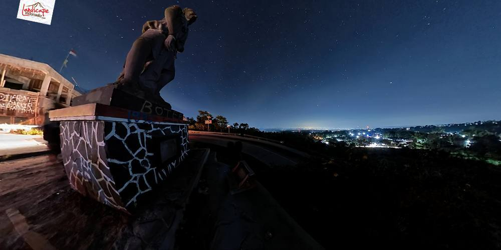 malam di selo 5 - Menikmati Malam Minggu Berbintang di Selo